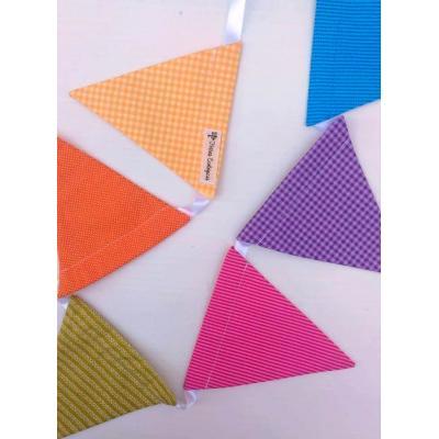 Bandeirola Triangular Mix Misturadinho
