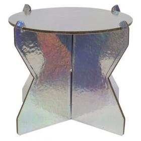Mini Boleira Holográfica 12cm