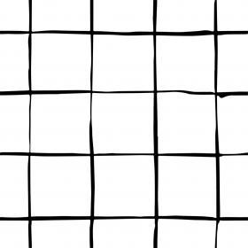 Bandeja Quadrada Grid P&B