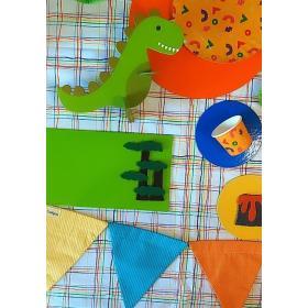 Kit Festa Dino 2
