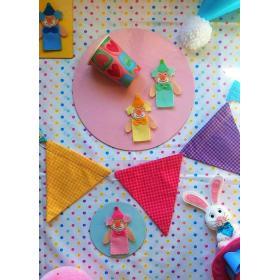 Kit Festa Circo Candy 2