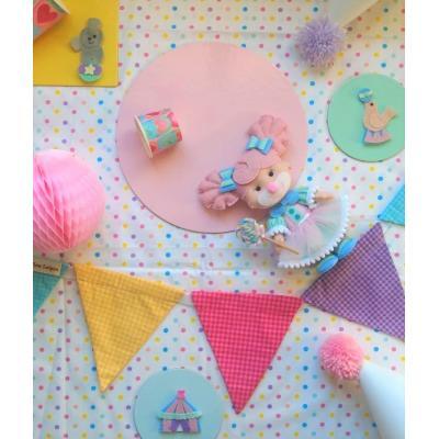 Kit Festa Circo Candy 1