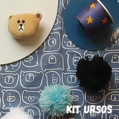 Kit Festa Ursos