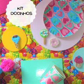 Kit Festa Docinhos