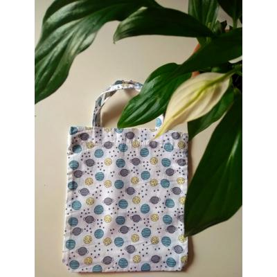 Mini Ecobag Planeta