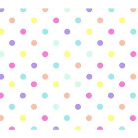 Passadeira Confete Colorido Claro
