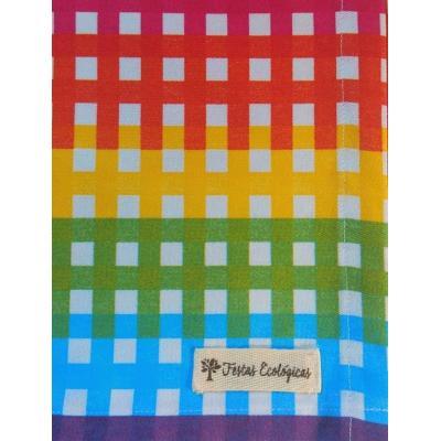 Toalha Xadrez Color