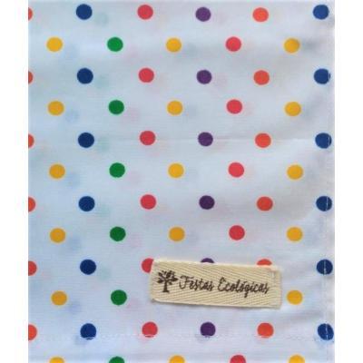 Toalha Confete Colorido