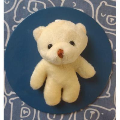 Topo de Bolo Urso 1