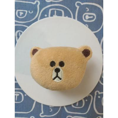 Topo de Bolo Urso 2