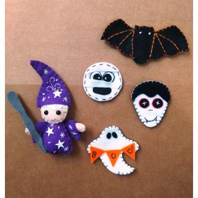Topo de Bolo Halloween 2