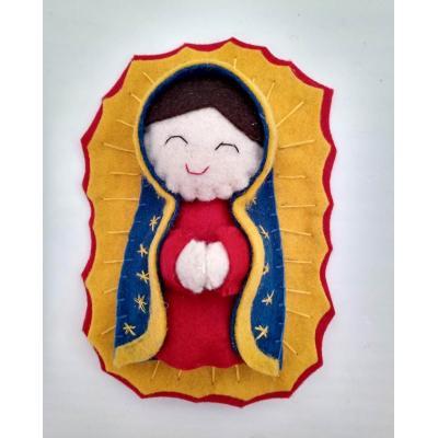 Topo de Bolo Nossa Senhora de Guadalupe